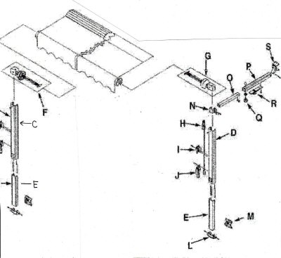 carefree awning parts  sc 1 st  Trailer Warehouse & Popular Carefree Awning Parts